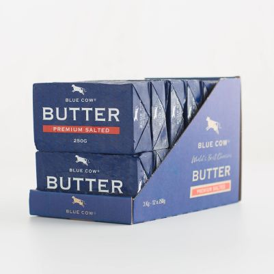 Blue Cow Premium Butter 250g