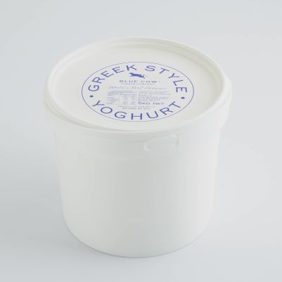 Blue Cow Greek Style Yoghurt 5kg