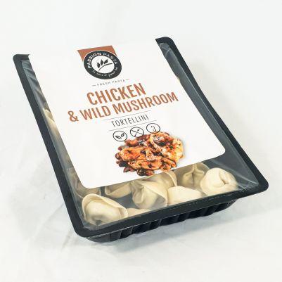 Passion Pasta Tortellini Chicken & Wild Mushroom 420g (WA)