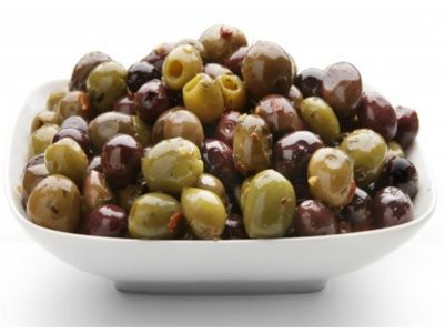 Blue Cow Mixed Olives 3.8kg