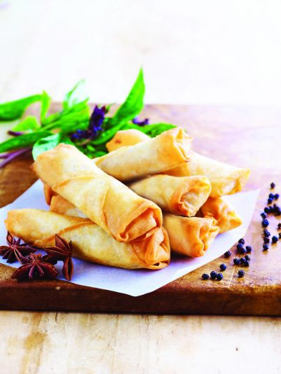DimSum&Co FS 80pc Spring Roll Peking Duck