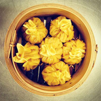Lotus&Ming 50pc Wonton Peking Duck Apple