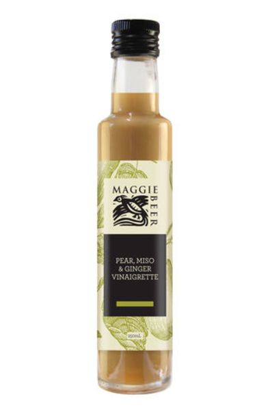 Maggie Beer Pear, Miso & Ginger Vinaigrette 250ml (WA & QLD)