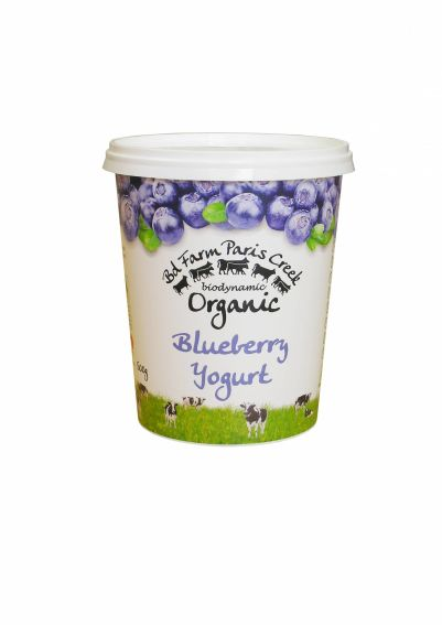 B-d Farm Yoghurt Blueberry 500g