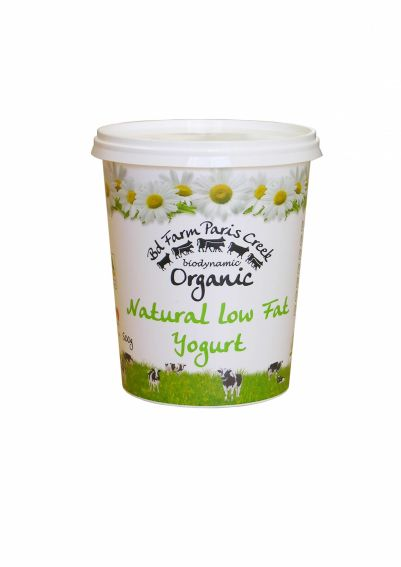 B-d Farm Yoghurt Low Fat 500g