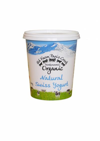 B-d Farm Yoghurt Swiss 500g
