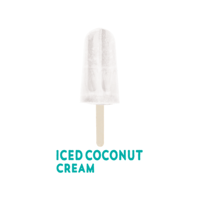 Paloma Pops Salted Coconut Cream (WA)