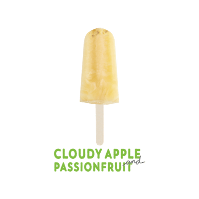 Paloma Pops Cloudy Apple & Passionfruit (WA)