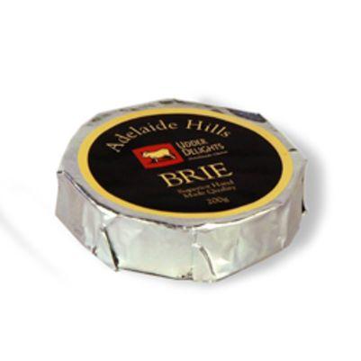 Udder Delights Adelaide Hills Brie 200g