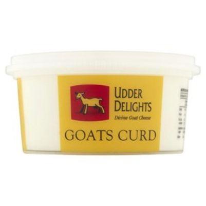 Udder Delights Goats Curd 200g (WA)