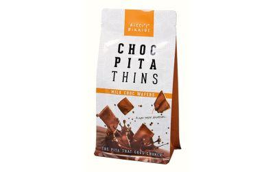Ricci's Bikkies Milk Chocolate Pita Thins 150g (WA & QLD)