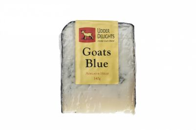 Udder Delights Goat Blue 140g
