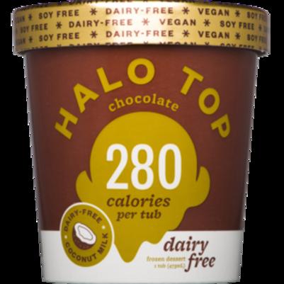 Halo Top DF Chocolate 473ml