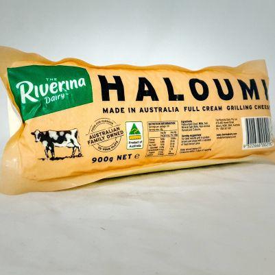 Riverina Dairy Haloumi Log 900g