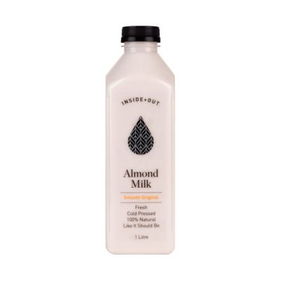 Inside Out Almond Milk Original 1L (WA)