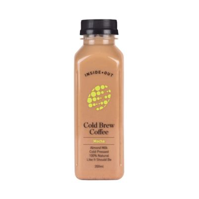 Inside Out Cold Brew Coffee Mocha 350ml