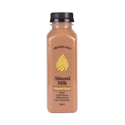 Inside Out Almond Milk Organic Cacao 350ml