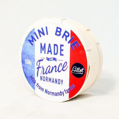 Gillot Mini Brie 150g (WA & QLD)
