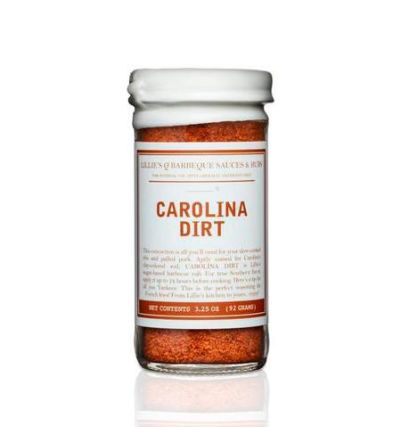 Lillie's Q Carolina Dirt BBQ Rub 92g