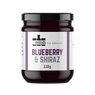 Relish The Barossa Blueberry & Shiraz Paste 110g (WA)