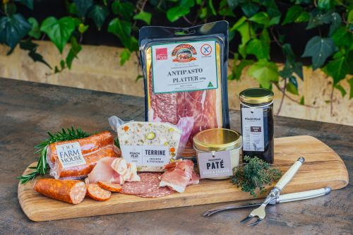 The Charcuterie Hamper