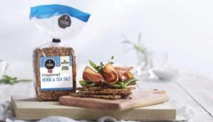 Sigdal Crispbread Herb & Sea Salt 190g (WA)