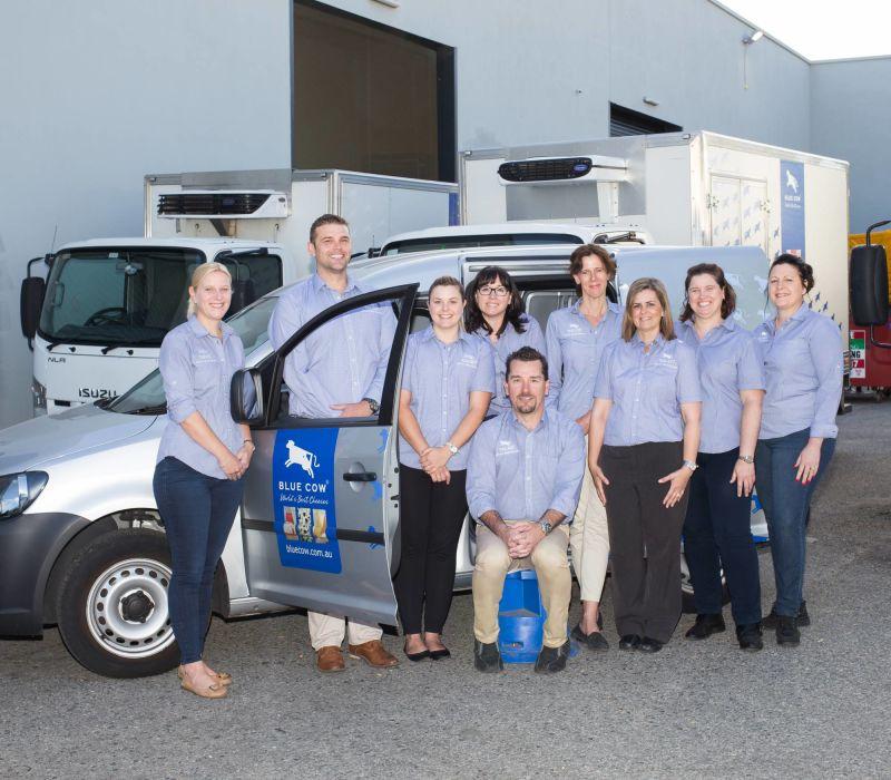 Sales & Customer Service Team