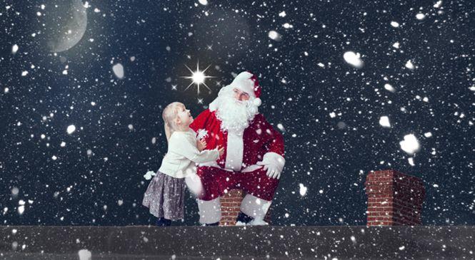 Descargar gratis foto papa Noel