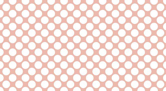 Descargar gratis Papel digital rosado con bolas blancas