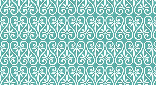Descargar gratis Papel digital Verde diseño blanco