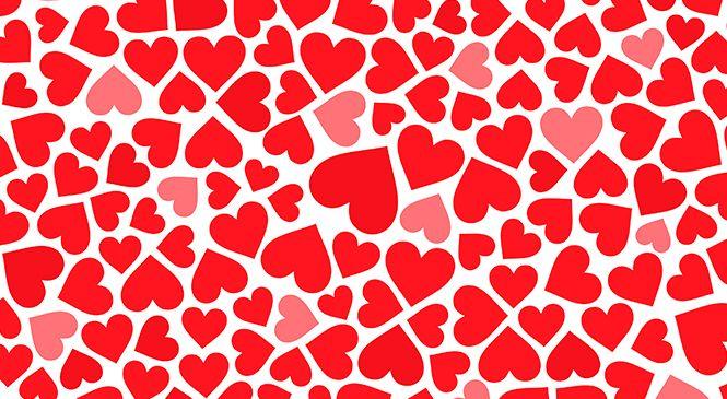 Descargar gratis vector corazones