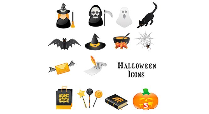 Descargar gratis vector Halloween