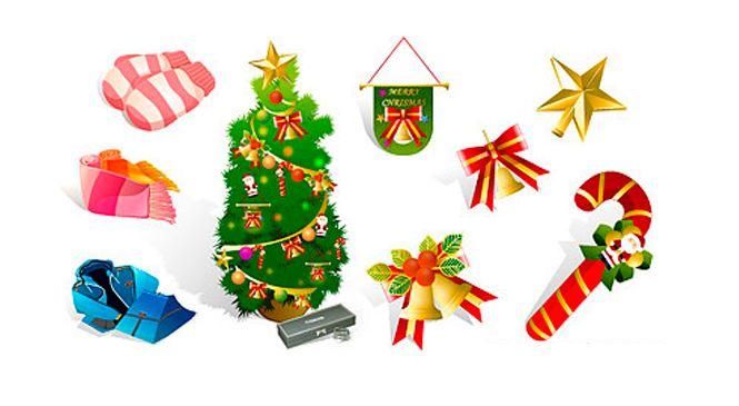 Descargar gratis vector Navidad