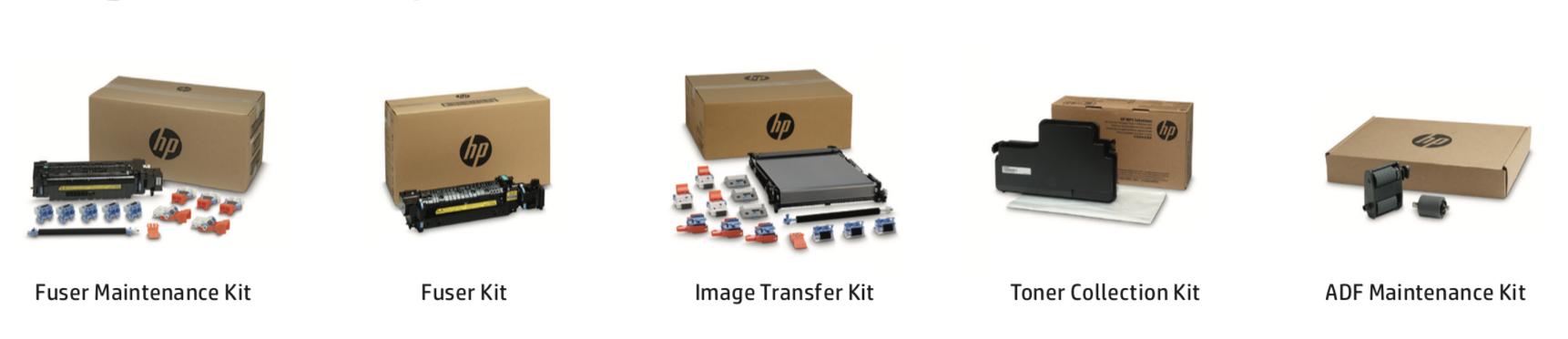 HP Kits