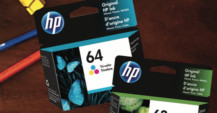 HP 64 Ink
