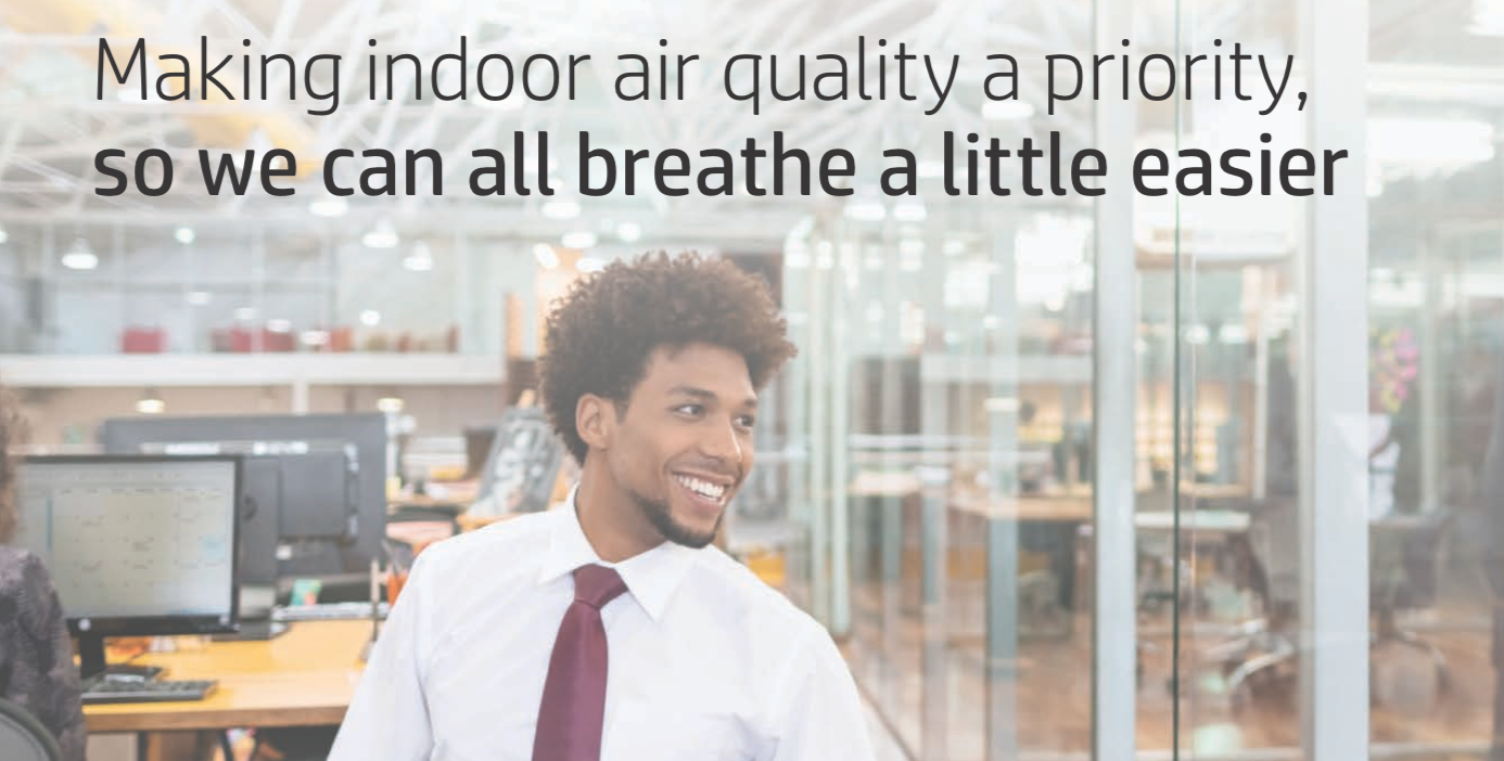 Making indoor air quality a priority