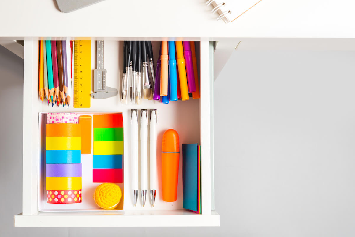 office organization tips