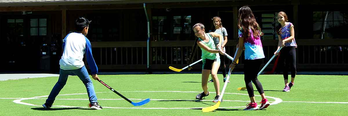 Grass Hockey