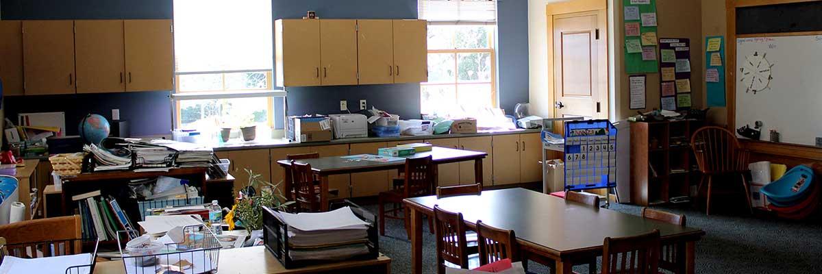 Lower School Class Room