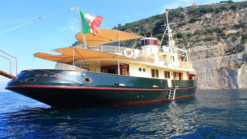 M/Y DP MONITOR Yacht #14