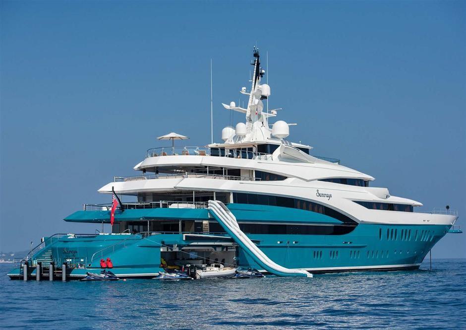 M/Y SUNRAYS Yacht #59