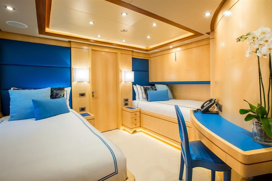 M/Y BLUE VISION  Yacht #18