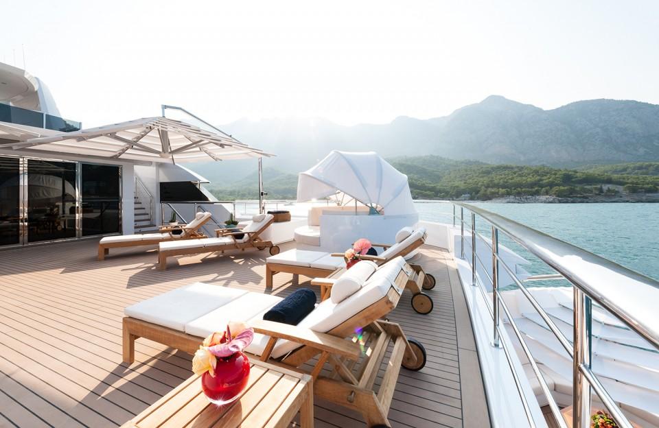 M/Y Irimari Yacht #13