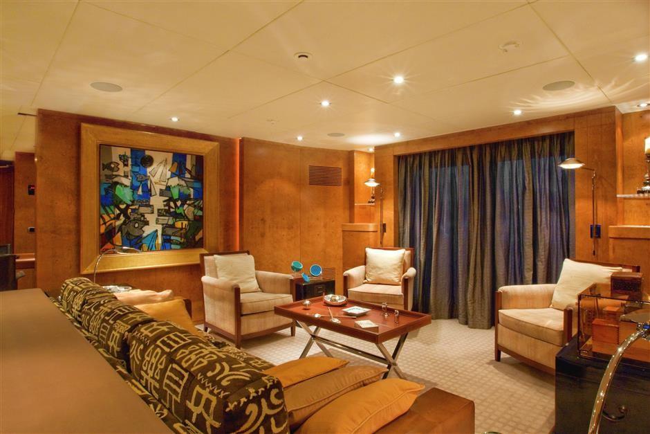 M/Y Queen Aida Yacht #26