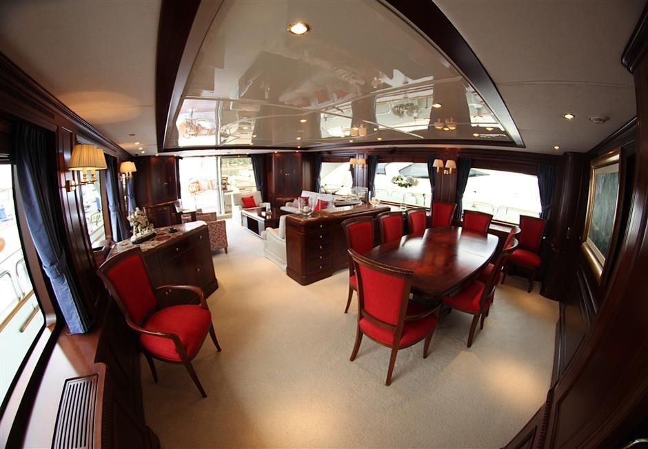 M/Y ANYPA Yacht #13