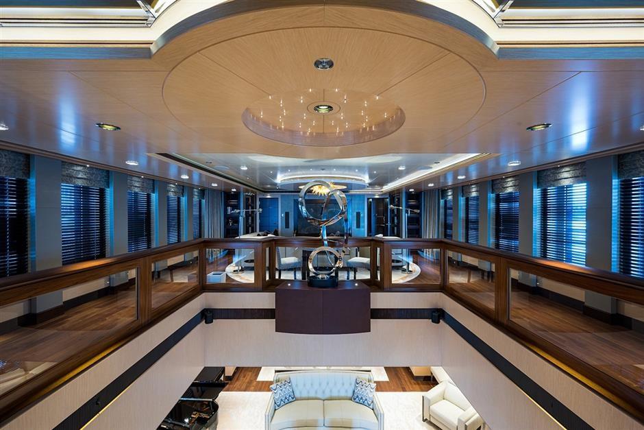M/Y QUANTUM OF SOLACE Yacht #16
