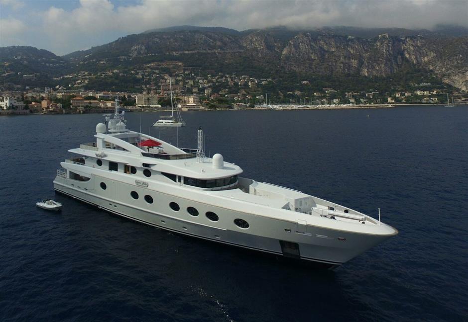 M/Y Queen Aida Yacht #4