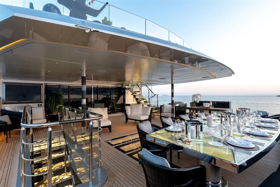 M/Y SARASTAR  Yacht #3