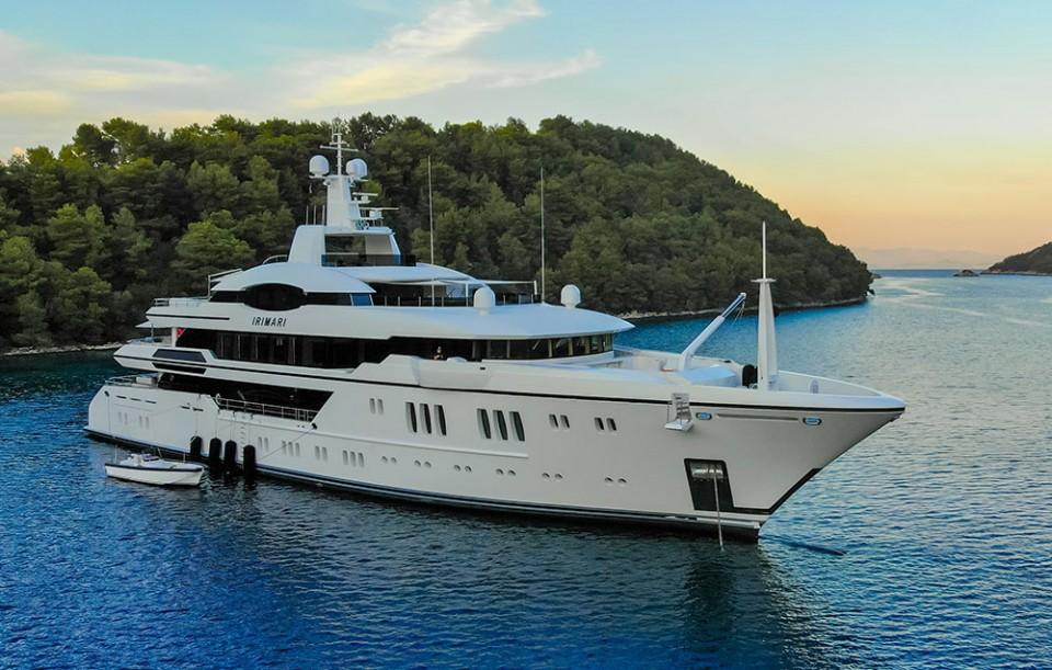 M/Y Irimari Yacht #1
