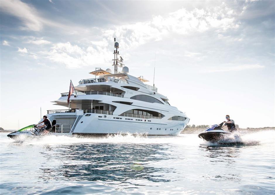 M/Y DIANE Yacht #31